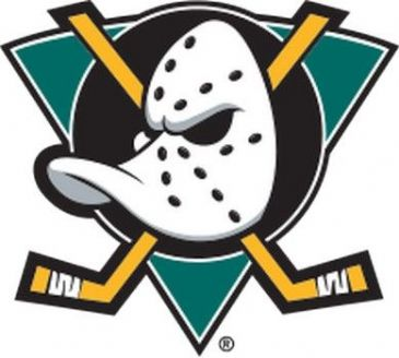 Anaheim Ducks  (California) (USA) (1993 - 2006 Logo)